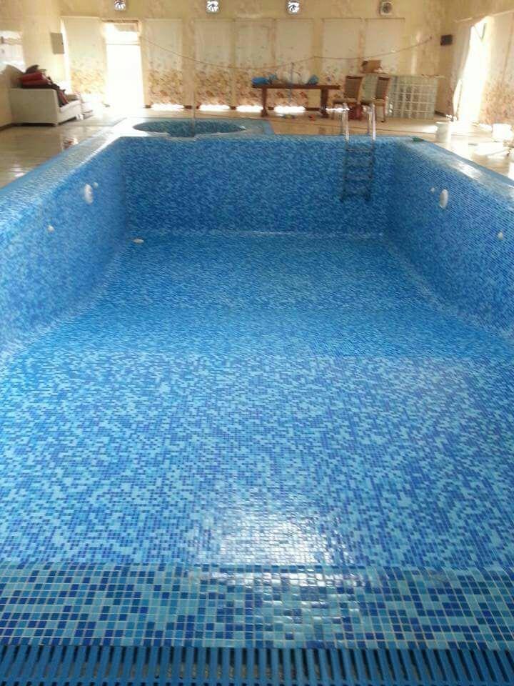 تصميم احواض سباحة